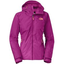 THE NORTH FACE Women's Fuse Dot Matrix Insulated Jacket DRAMATIC PLUM M ($299)
