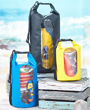 Waterproof Dry Bag Swimming Pool Water Sports Cruise Vacation Holds Valuables