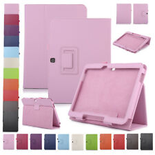 """Flip Protective Stand Cover For Samsung Galaxy Tab 3 10.1"""" GT-P5200 Leather Case"""