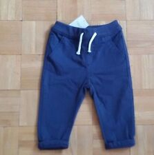 BNWT Baby Boys Navy Lined Winter Trousers  3-6,6-9,9-12, 12-18 months NEXT NEW