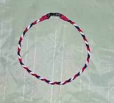 BOSTON  RED SOX - PARACORD NECKLACE or BRACELET