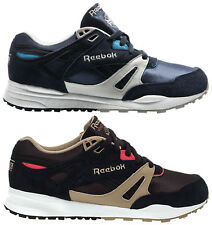Reebok Fan Athletic Black Navy Men Sneaker Mens Shoes Shoes