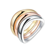 Fashion Multicolor Finger Rings Band Ring Luxury Finger Ring Jewelry Wedding
