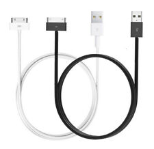 Travelocity 30-Pin to USB Sync and Charging Data Cable for Phone(White or Black)