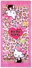 Hello Kitty Little Twin Stars Print Washcloth Hand Towel 76 x34cm KK742