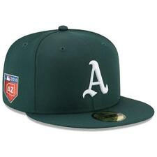 Official 2018 MLB Spring Training Oakland Athletics New Era 59FIFTY Fitted Hat