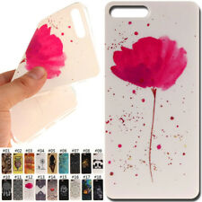 Gel TPU Rubber Soft Cover Case Silicone Back Skin For Apple iPhone 7 Plus/8 Plus