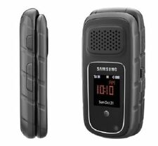Samsung Rugby III SGH-A997 - Black AT&T Unlocked Cellular Flip GSM Phone