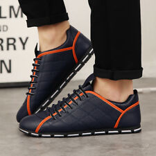 Designer Men Casual Driving Shoes Lace Up Sneakers Trainers Summer Men Flats