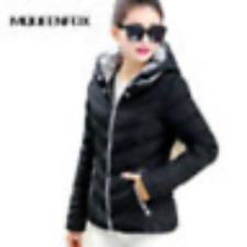 2018 New Parkas for Women Winter Coat Women Warm Light Down Padded Coat Jacket