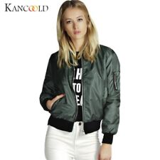 2017 Fashion Autumn New Women Slim Biker Motorcycle Soft Zipper Short Coat Thin