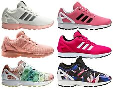 ADIDAS ORIGINALS ZX FLUX W Women Sneaker Women's Shoes Running Shoes