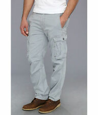 NWT LEVI'S Twill CARGO Pants Relaxed Fit color Monument Gray