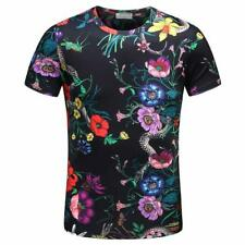 New arrival Men's T-Shirts Tops Tee Asian size 3D Printing Casual Tee shirt