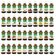 PURE & NATURAL ESSENTIAL & CARRIER OILS FOR AROMATHERAPY 100% *PREMIUM QUALITY *
