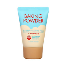 ETUDE HOUSE / Baking Powder B.B Deep Cleansing Foam Samples 30ml / Free Gift