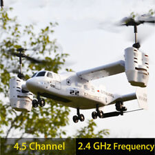 Osprey 2.4GHz Transport Aircraft Remote Control Helicopter Drone RC Toy Battery