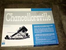 AH Avalon Hill - CHANCELLORSVILLE Game - American Civil War (50% PUNCHED)