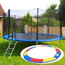 Safety Pad Spring Round Frame Pad Cover Replacement for 10/12/14/15ft Trampoline