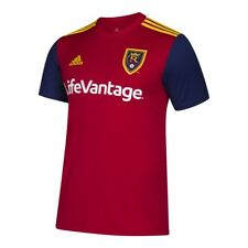 Real Salt Lake Jersey Replica Home Adidas Soccer Jersey