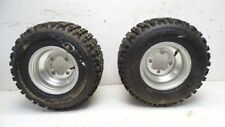 2013 Yamaha YFZ450 Tires Quadboss QBT739 20x10-9 Rear