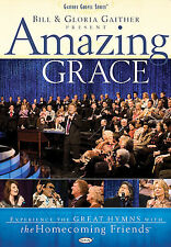 Gaither Gospel Series: Bill And Gloria Gaither: Amazing Grace(DVD, 2007) cdd