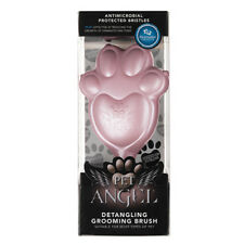 Pet Angel Detangling Grooming Brush is Suitable For long or short haired - Pink