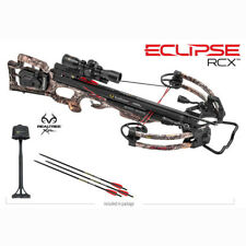 TenPoint Eclipse RCX Crossbow Package Realtree Xtra 3x Pro-View 2 Scope Acudraw