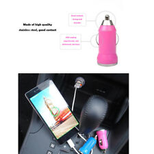 Mini Car Charger USB Charger Adapter For IPod For Android USB Charging UK Plug