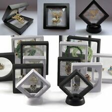 3D Floating Frame Shadow Box Picture Frame Jewellery Display Protection Gift HU