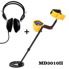 NEW MD3010II Metal Detector Underground Metal Detector sensitive Gold Digger