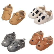 MagiDeal Baby Animal Soft Sole Shoes Infant Boy Girl Toddler Moccasin Crib Shoes