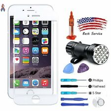 For iPhone 6 Plus Outer Front Touch Screen Glass Lens Replacement Repair Tools