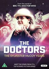 The Doctors: The Sylvester McCoy Years (Region 0 Multi Region) NEW Not Sealed