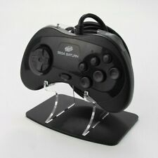 Gaming Displays Sega Saturn Wired Control Pad Display Stand, Acrylic, 53 Colours
