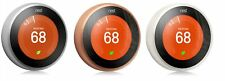 Nest Learning Thermostat 3rd Generation - Choice of Color