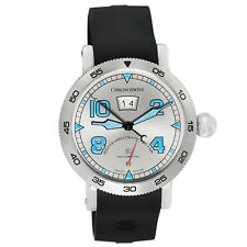 Chronoswiss Retrograde Day Automatic Swiss Made Mens Watch Galvanic Dial CH-8143