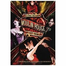 Moulin Rouge (DVD, 2001, 2-Disc Set,)  new sealed
