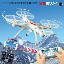 2.4G X5SW-1 Gyro 4CH RC FPV Real-time Wifi RC Quadcopter HD Camera Drone