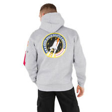MEN'S HOODIE SNEAKERS ALPHA INDUSTRIES SPACE SHUTTLE [178317 17]