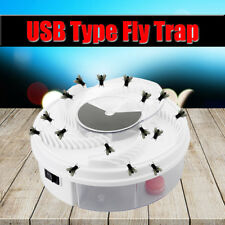Electric Fly Trap Pest Catcher House Fly Flies Killer Bug Insect Repellent