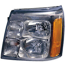 New Driver Side Left Head Lamp W/O HID (High Intensity Discharge) 15181851-V