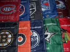 2017-18 MOLSON EXPORT COORS LIGHT STANLEY CUP BANNER 23X34 SEE LIST