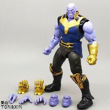 Crazy Toys Avengers Infinity War Thanos SHF-Type Action Figure New