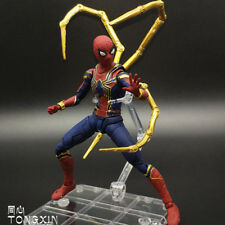 Crazy Toys Avengers Infinity War Iron  Spider-Man SHF-Type Action Figure New