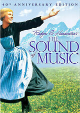 NEW--The Sound of Music (DVD, 2005, 2-Disc Set, 40th Anniversary Edition)
