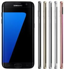 Samsung Galaxy S7 Edge 32GB Unlocked Smartphone Black Blue Gold Silver