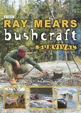 Bushcraft Survival by Ray Mears (Paperback) NEW Book