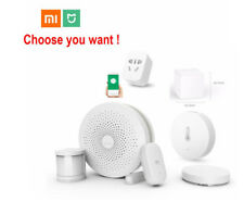Xiaomi Smart Home Kit Mijia Gateway Door Window Human Body Sensor Temperature