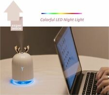 Quality 220ML Ultrasonic Air Humidifier Aroma Essential Oil Diffuser For Home